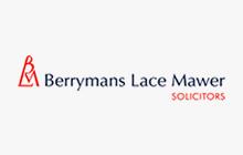 Berrymans Lace Mawer Logo