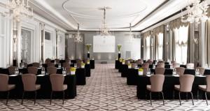 Claridges ballroom