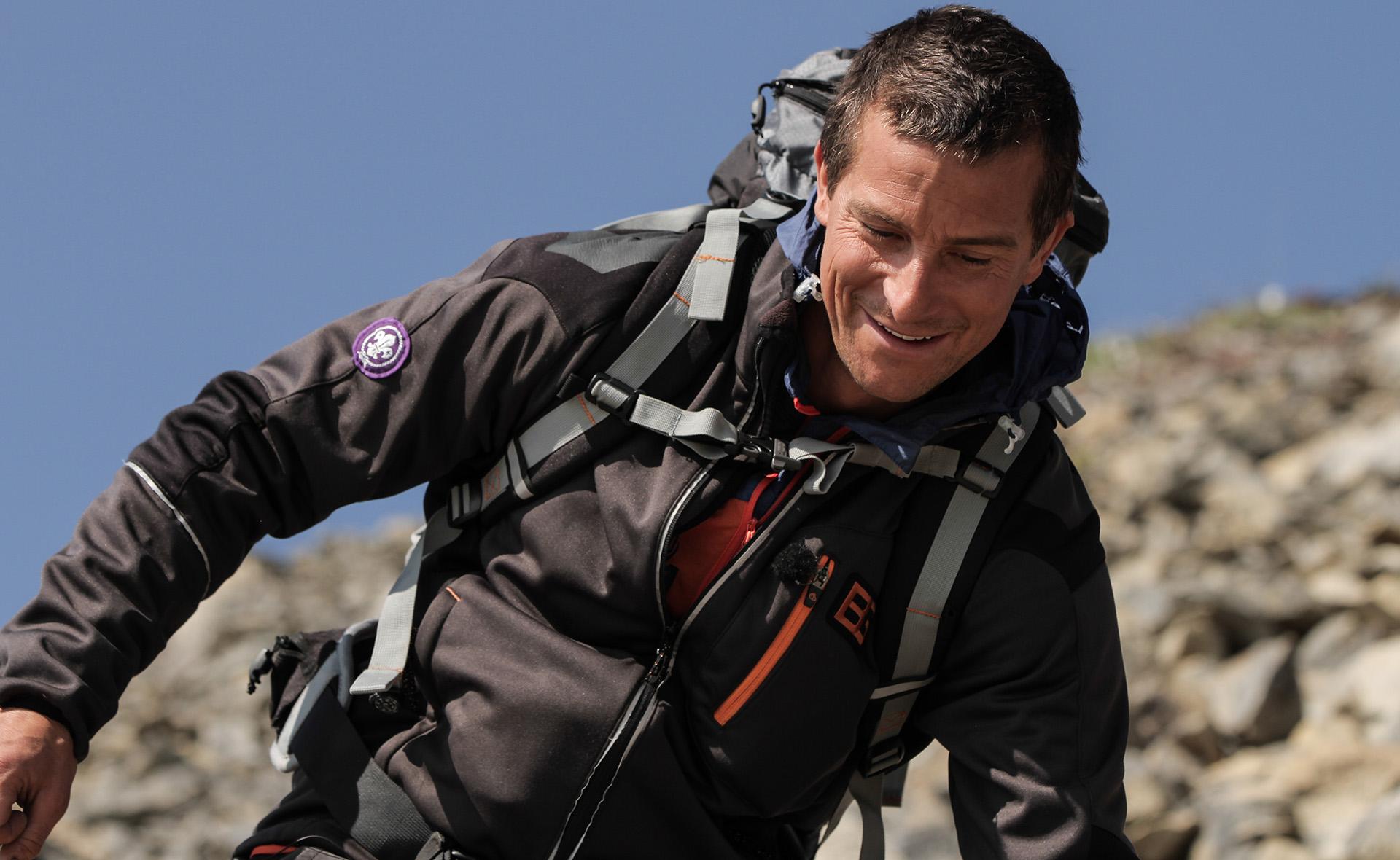 Bear Grylls Abenteuer Survival