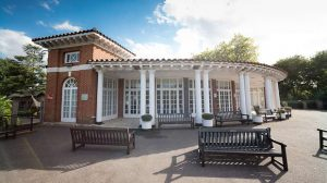 London Zoo Pavilion 2