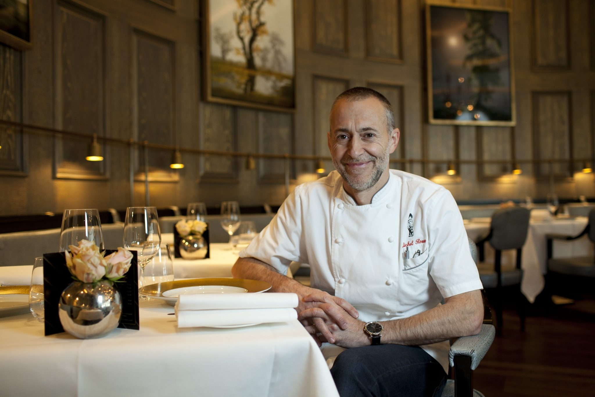 Roux at the Landau 1